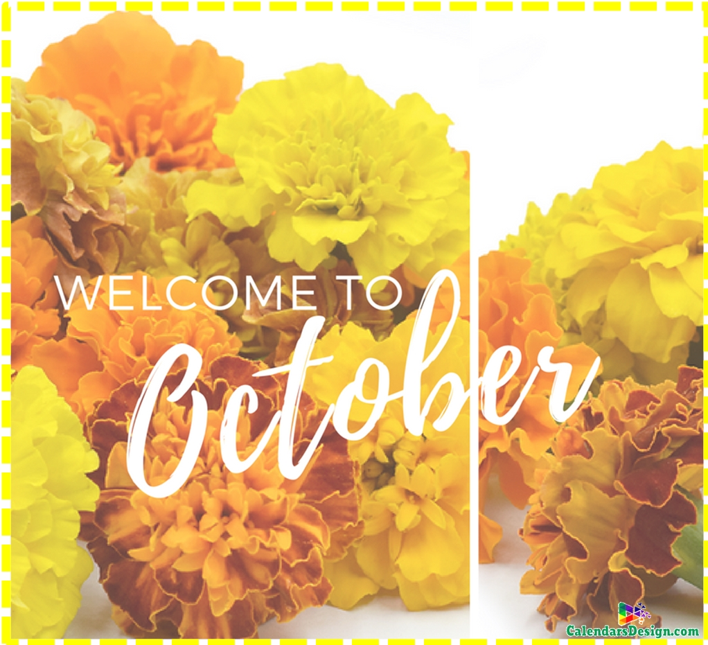 Welcome October Pictures Photos Wallpaper