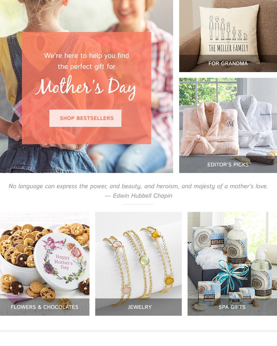2019 Mothers Day Gifts Shop Mothers Day Gift Ideas Gifts