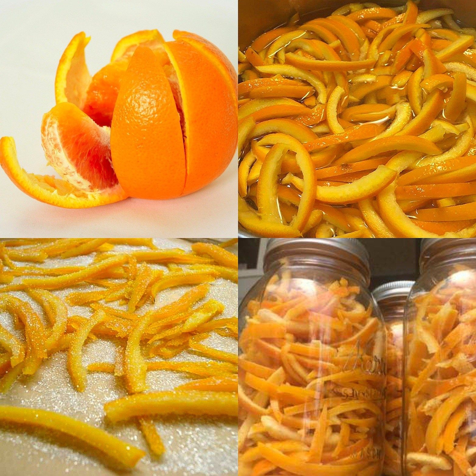 National Candied Orange Peel Day 2019
