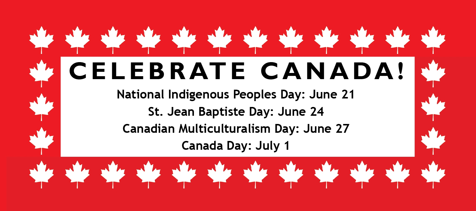 National Respect Canada Day 2019