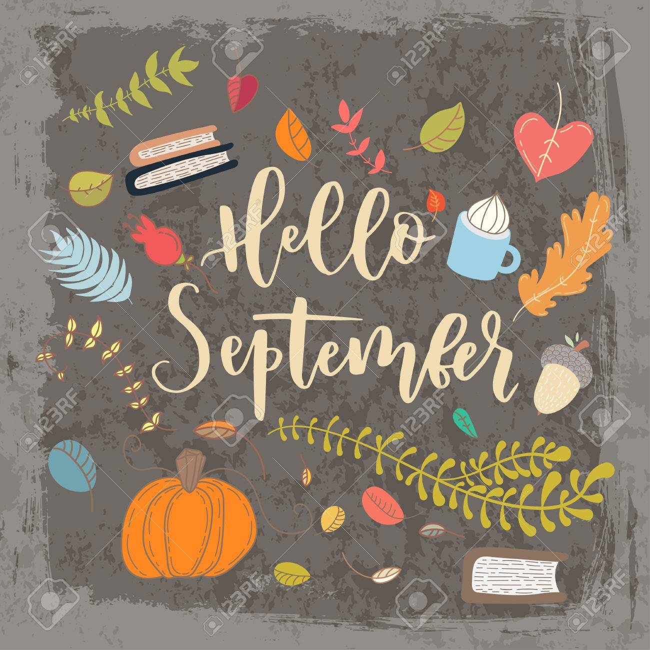Hello September Pics