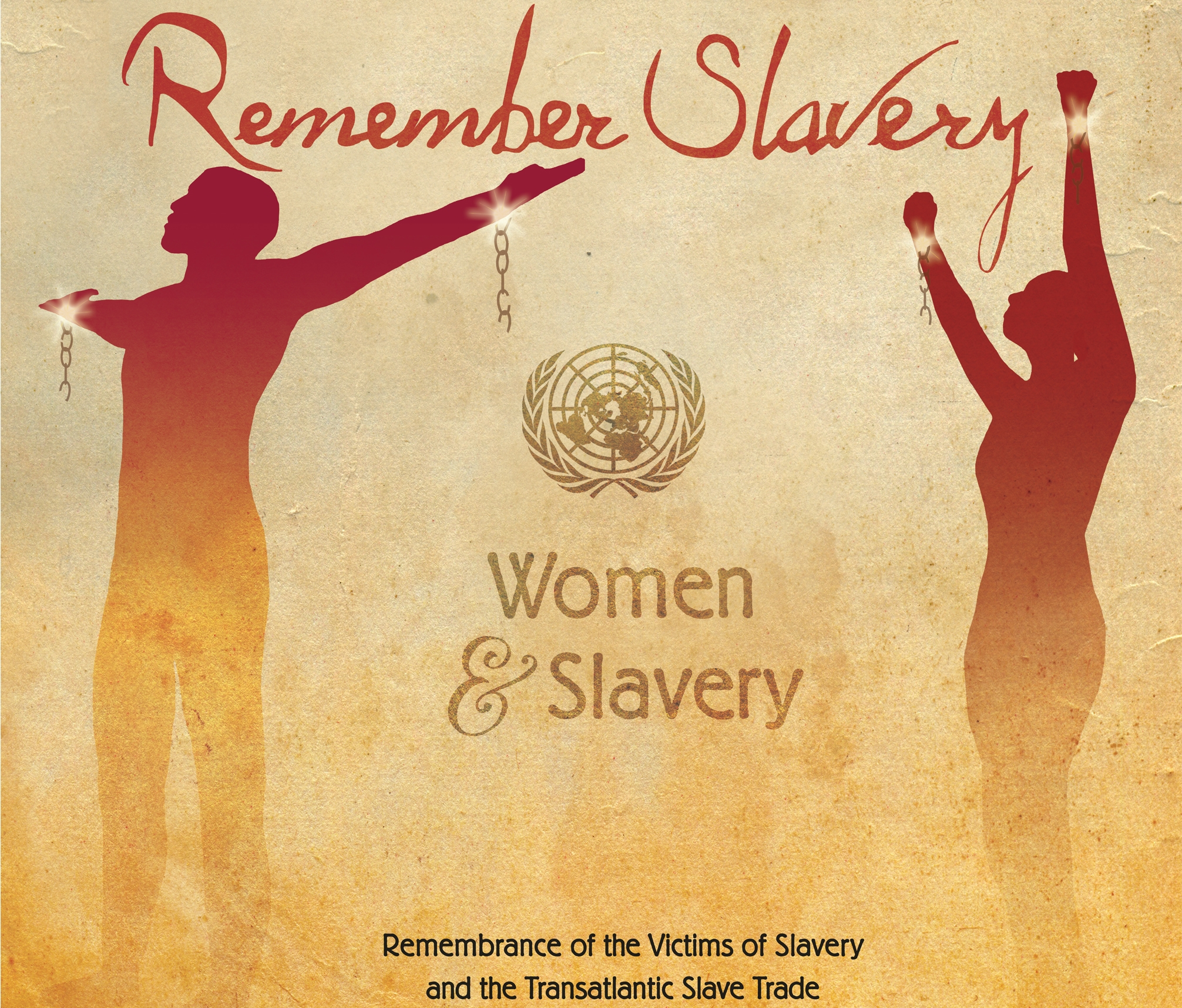International Day Of Remembrance Of The Victims Of Slavery And The Transatlantic