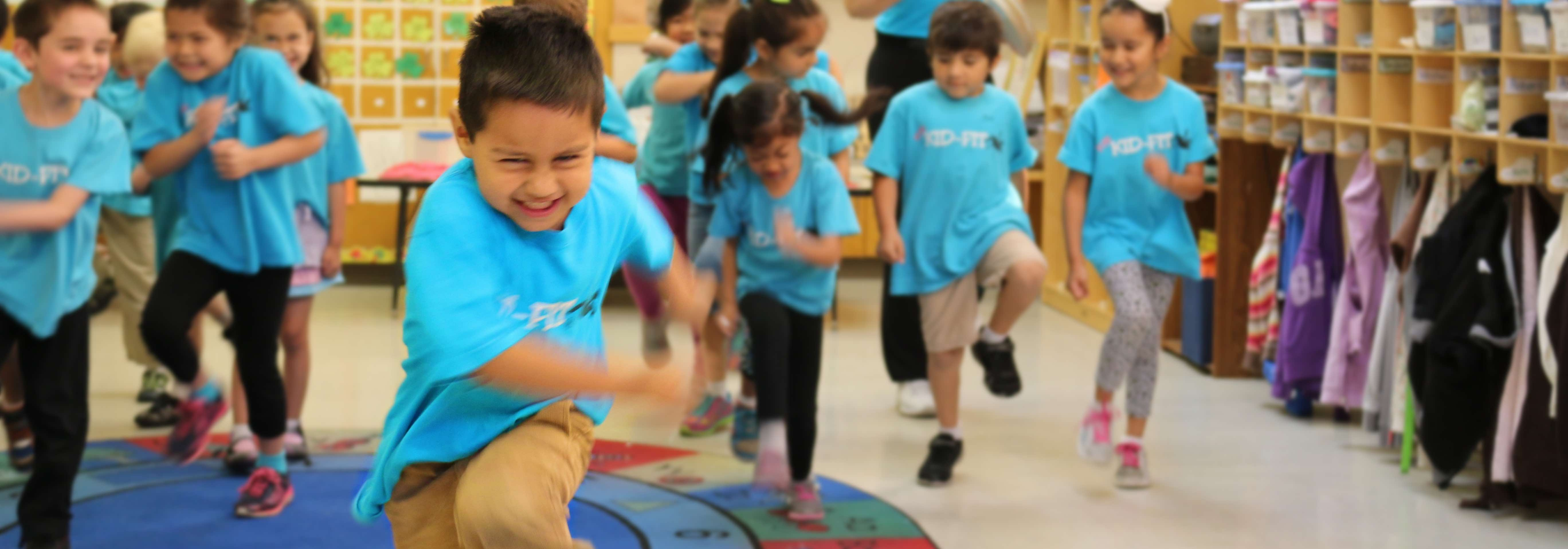 National Preschool Health And Fitness Day 2019