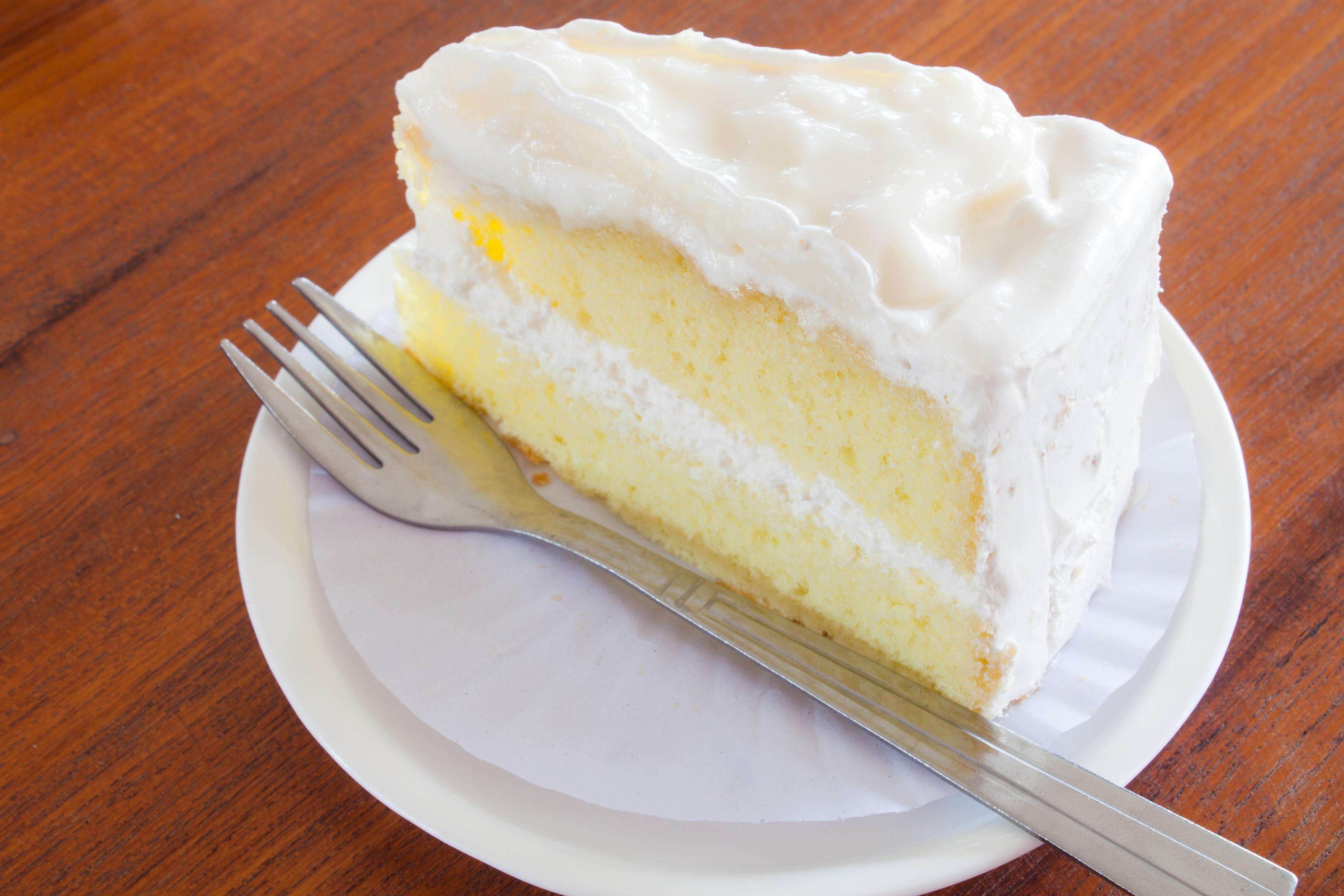 National Lemon Chiffon Cake Day 2019