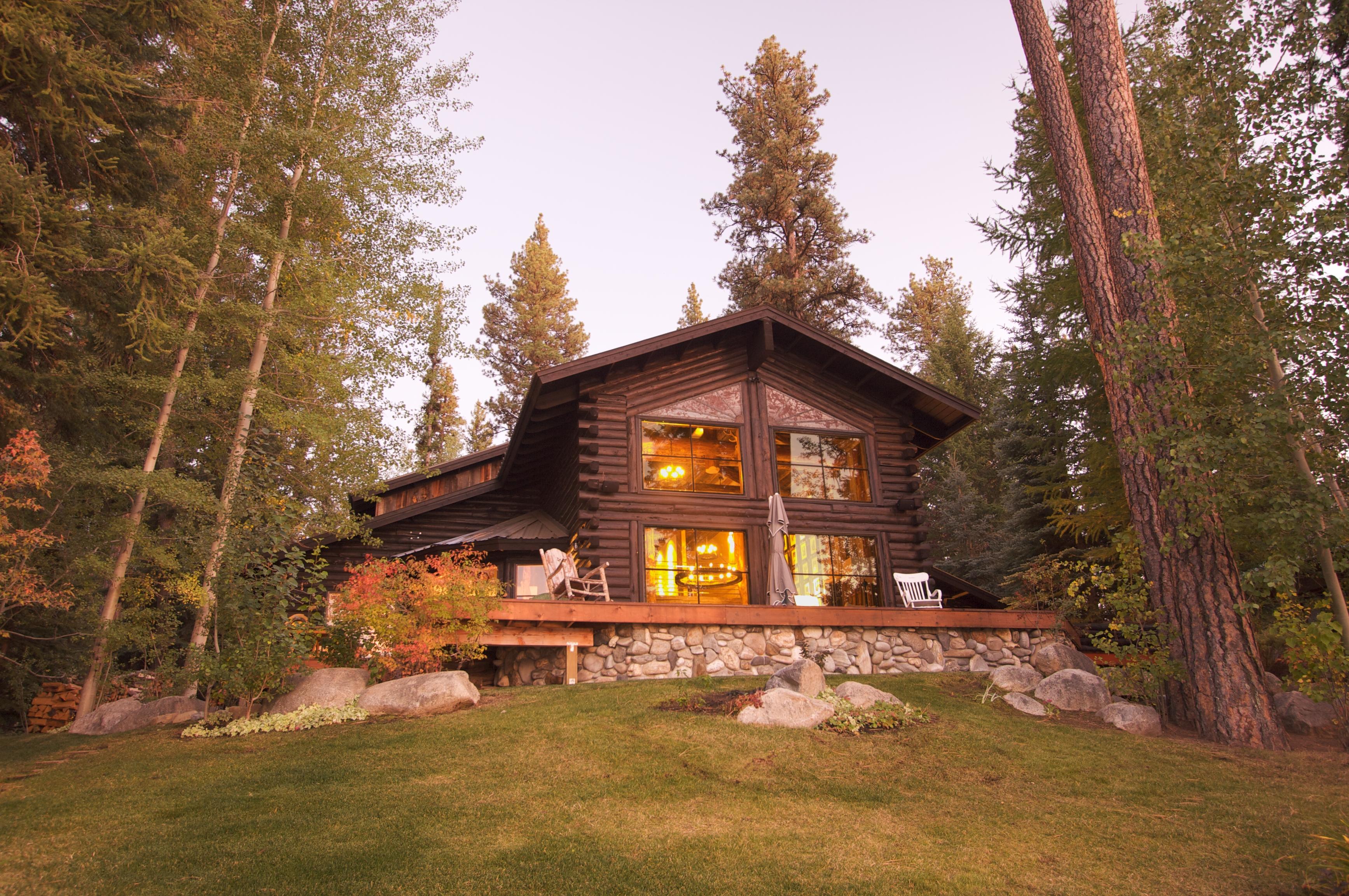 Log Cabin Day 2019