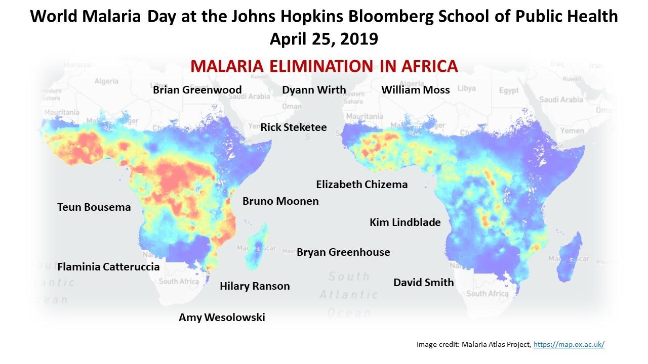 Malaria Elimination In Africa
