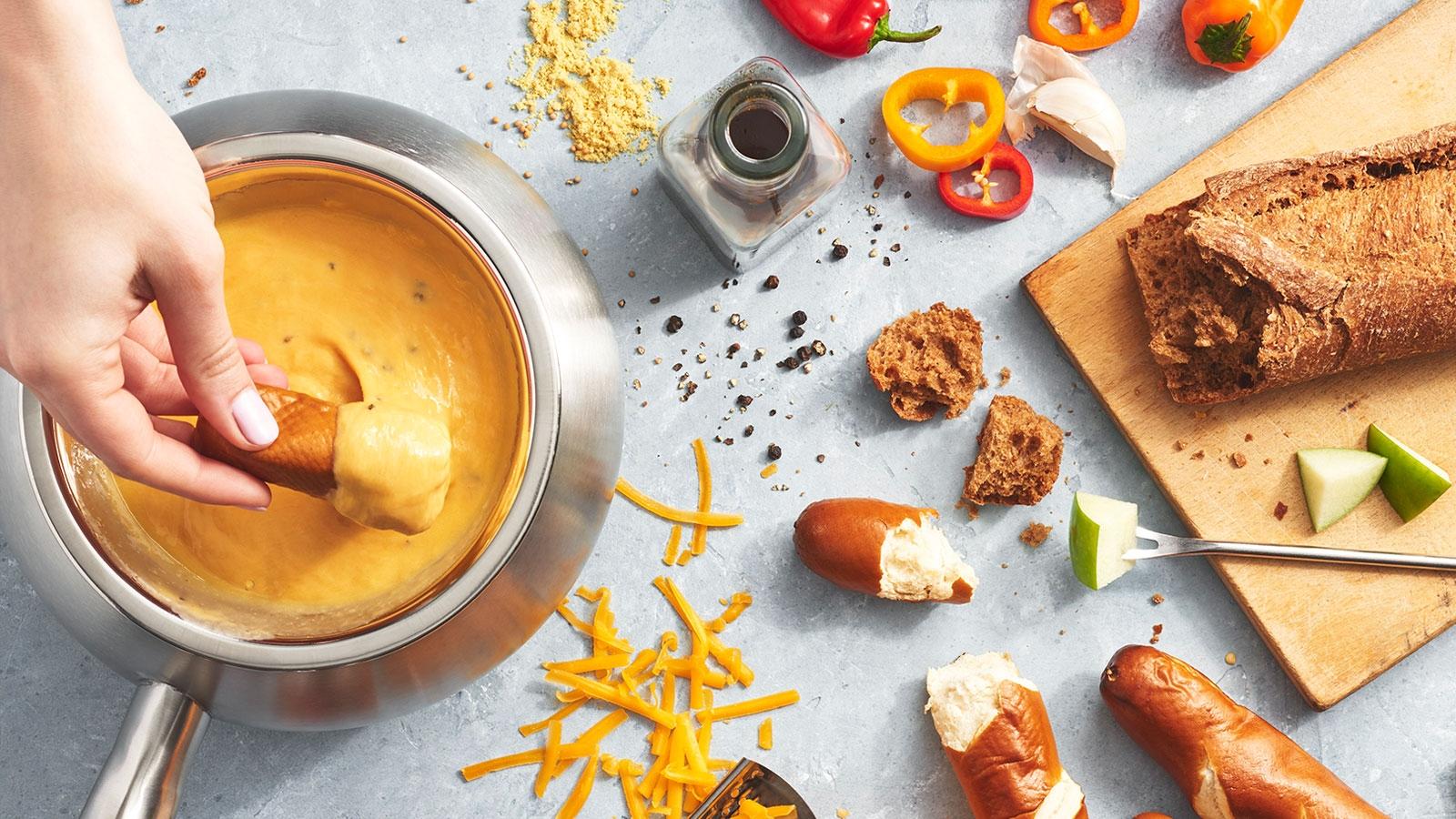 National Cheese Fondue Day 2019