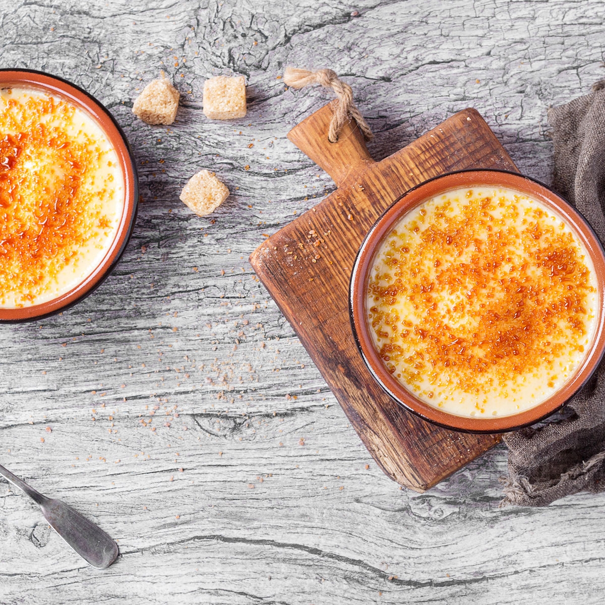 National Creme Brulee Day 2019