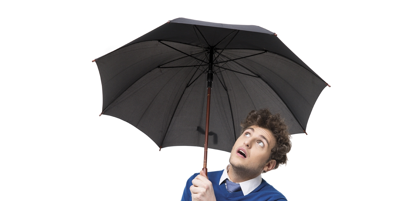 National Open An Umbrella Indoors Day