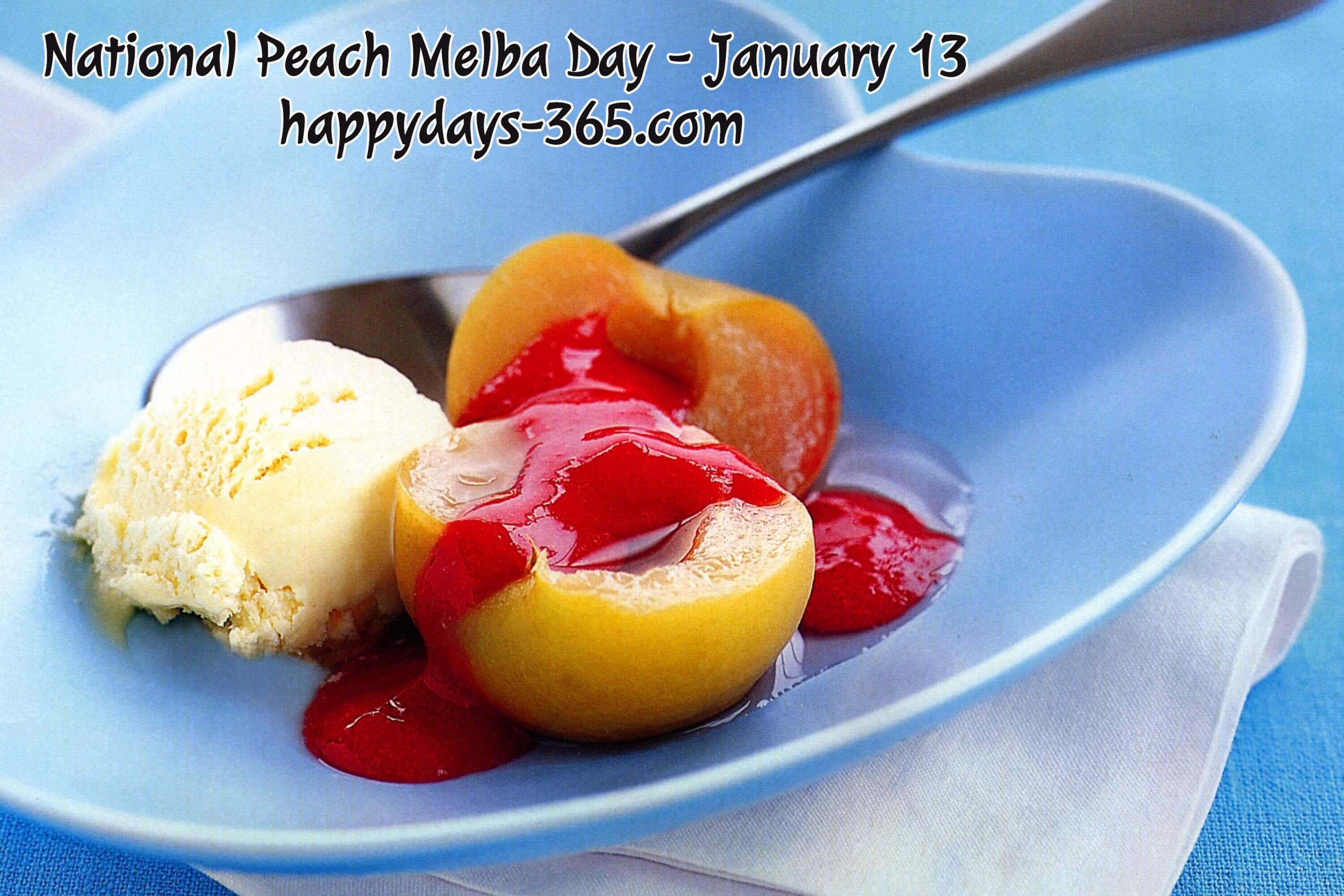 National Peaches And Cream Day 2019