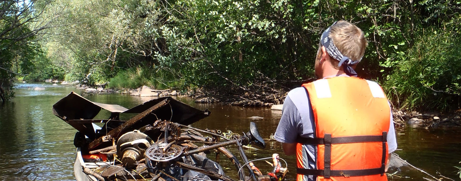 National River Cleanup Day 2019