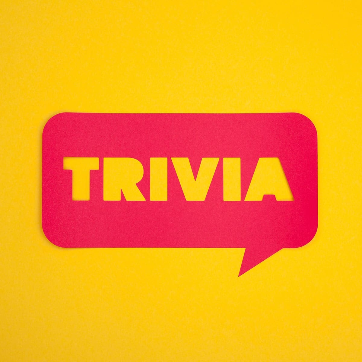 National Trivia Day 2019