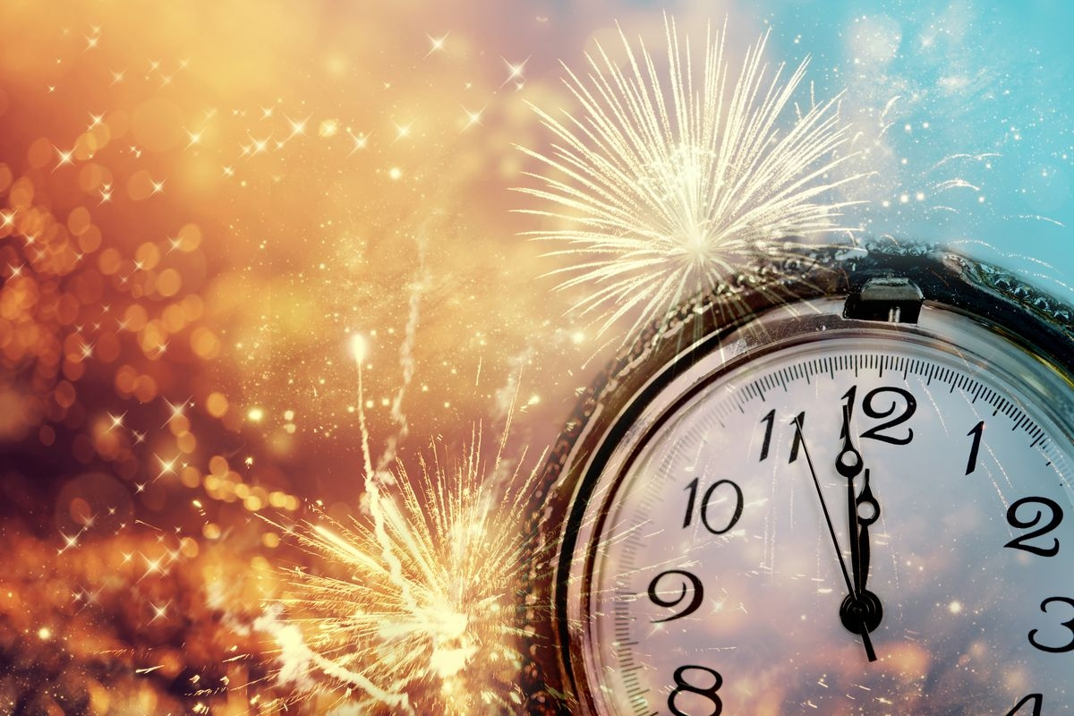 Leap Second Time Adjustment Day 2019