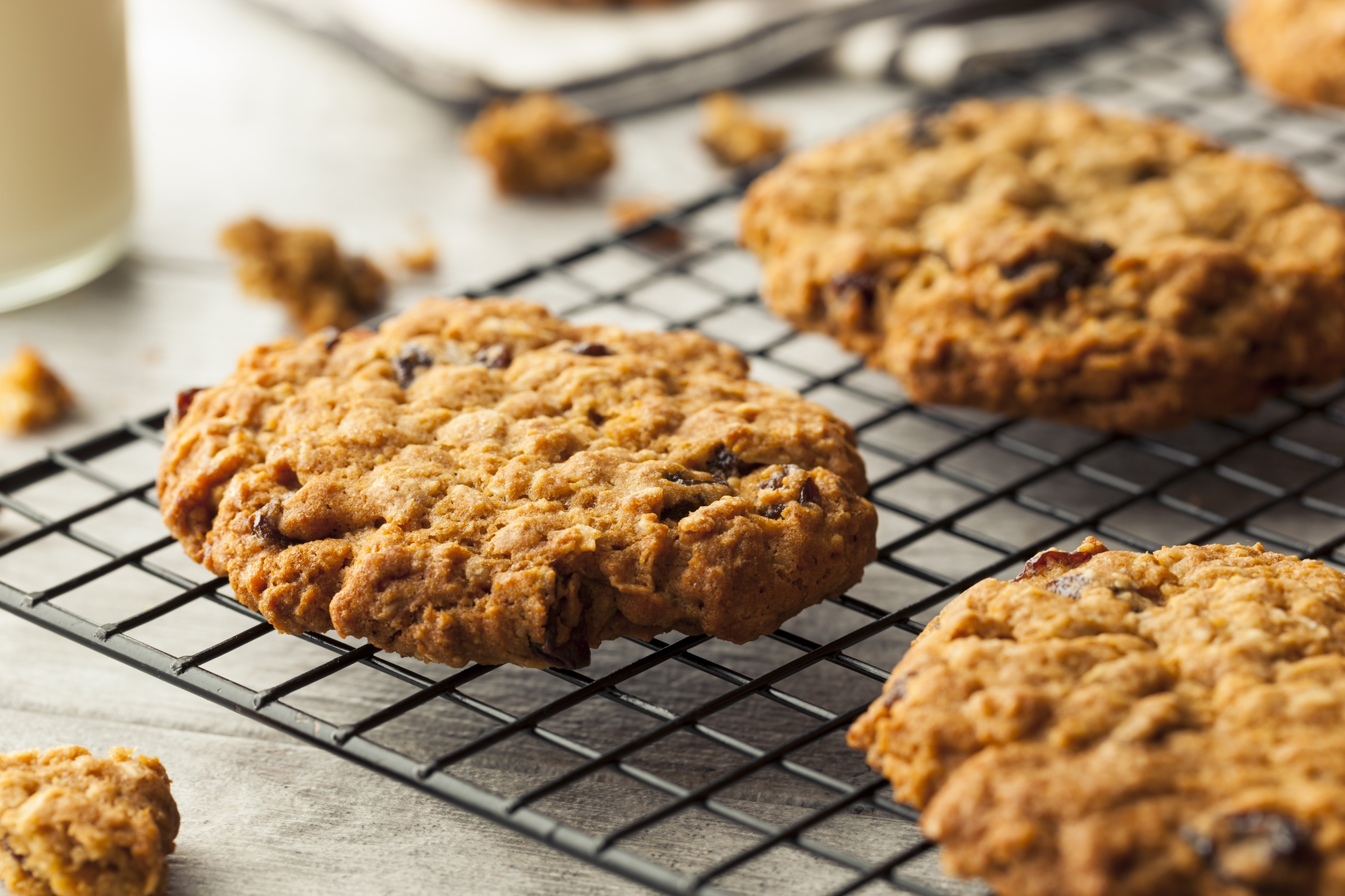 National Oatmeal Cookie Day 2019