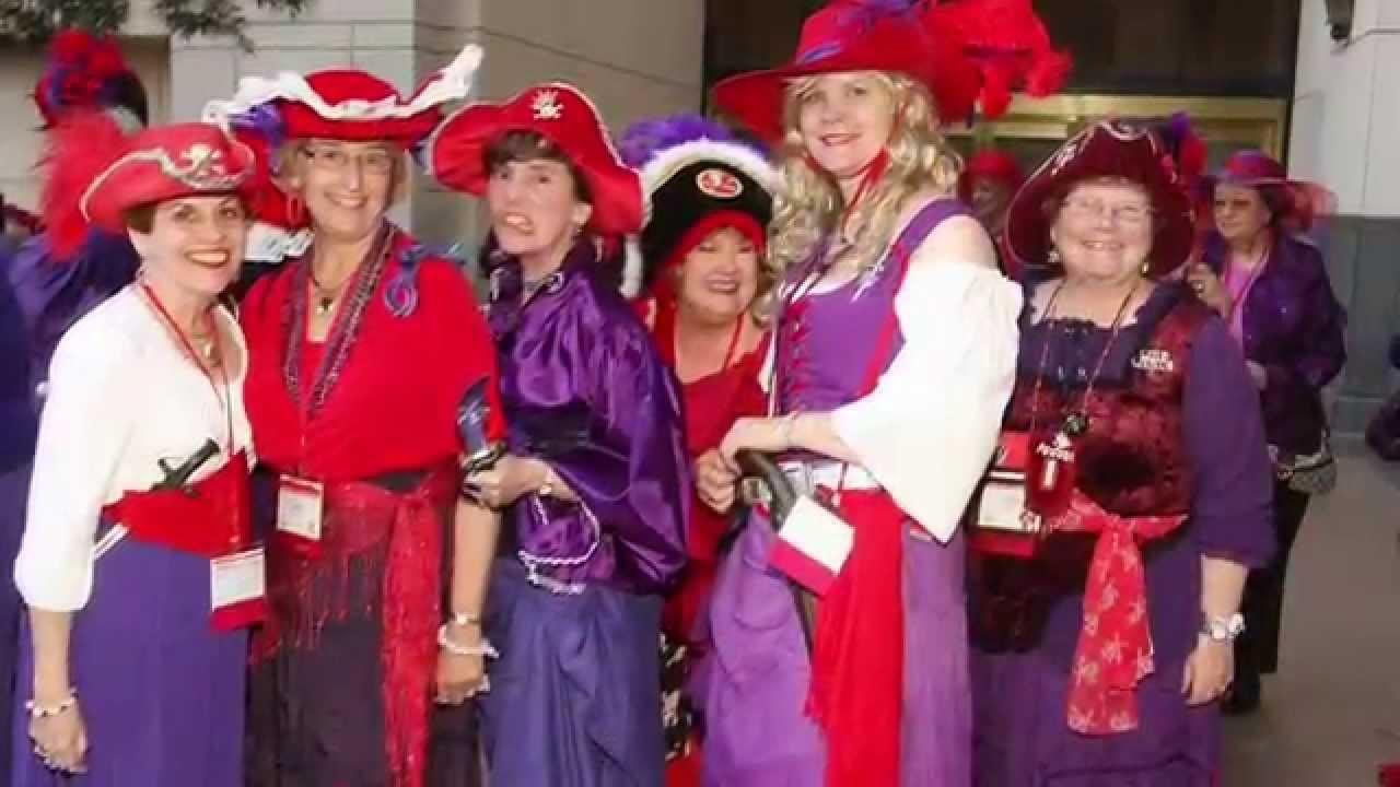 Red Hat Society Day 2019