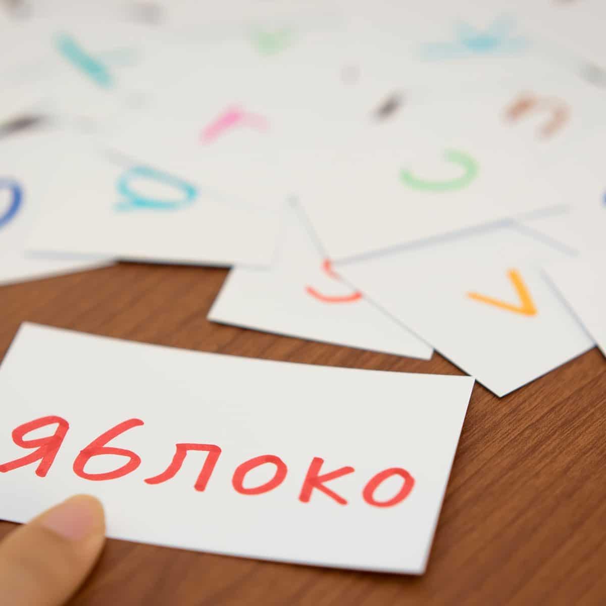 Russian Language Day 2019