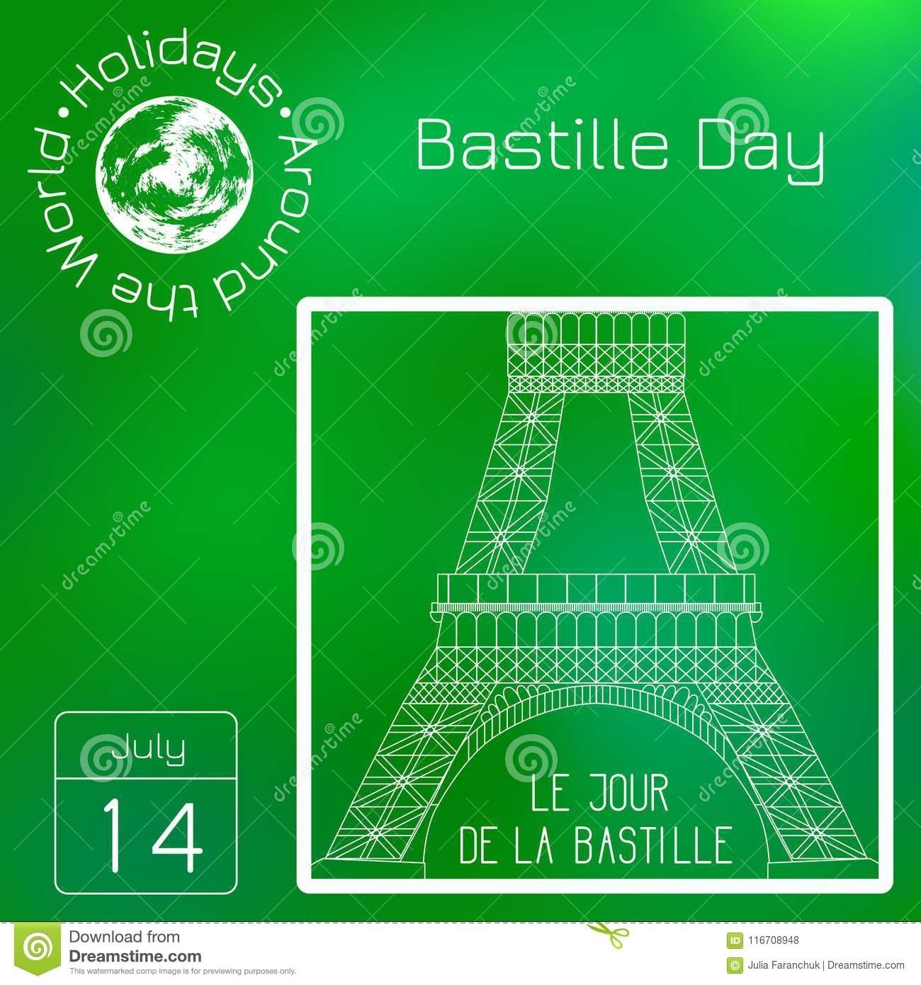 When Is Bastille Day 2021 Bastille Day 2022