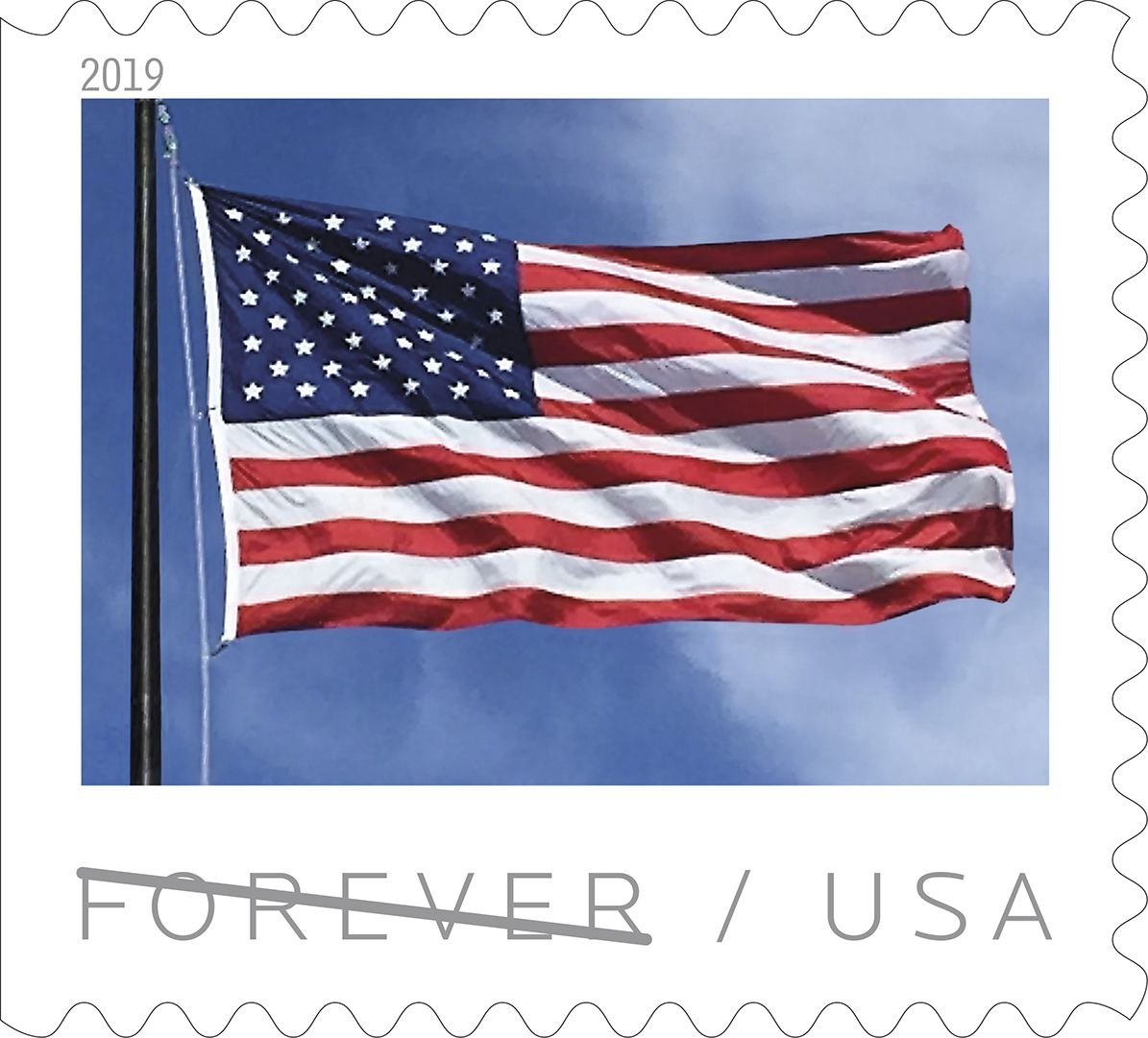Us Postage Stamp Day 2019