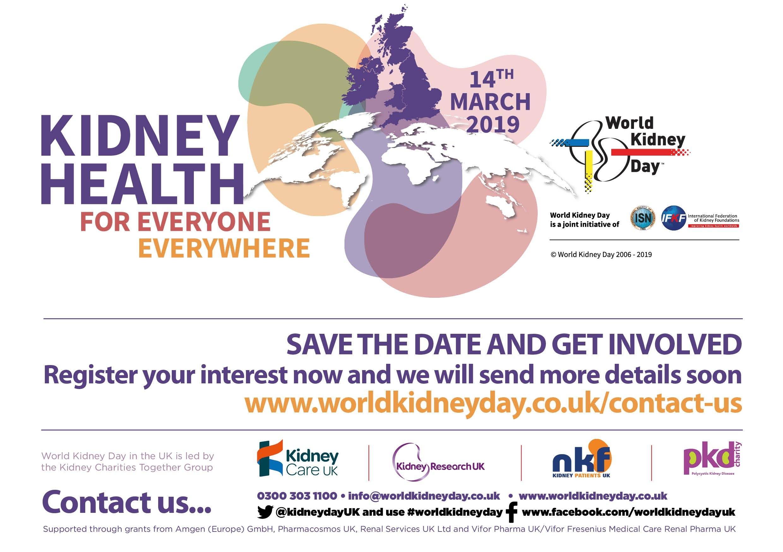 World Kidney Day 2019