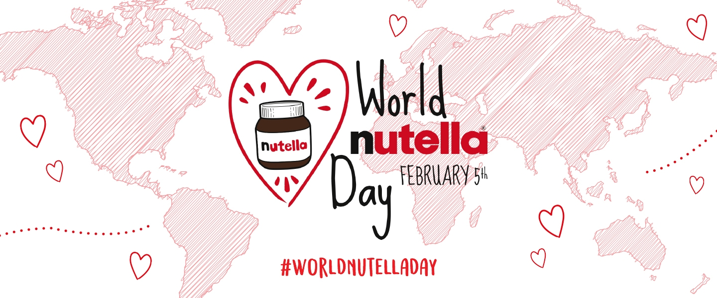 World Nutella Day 2019