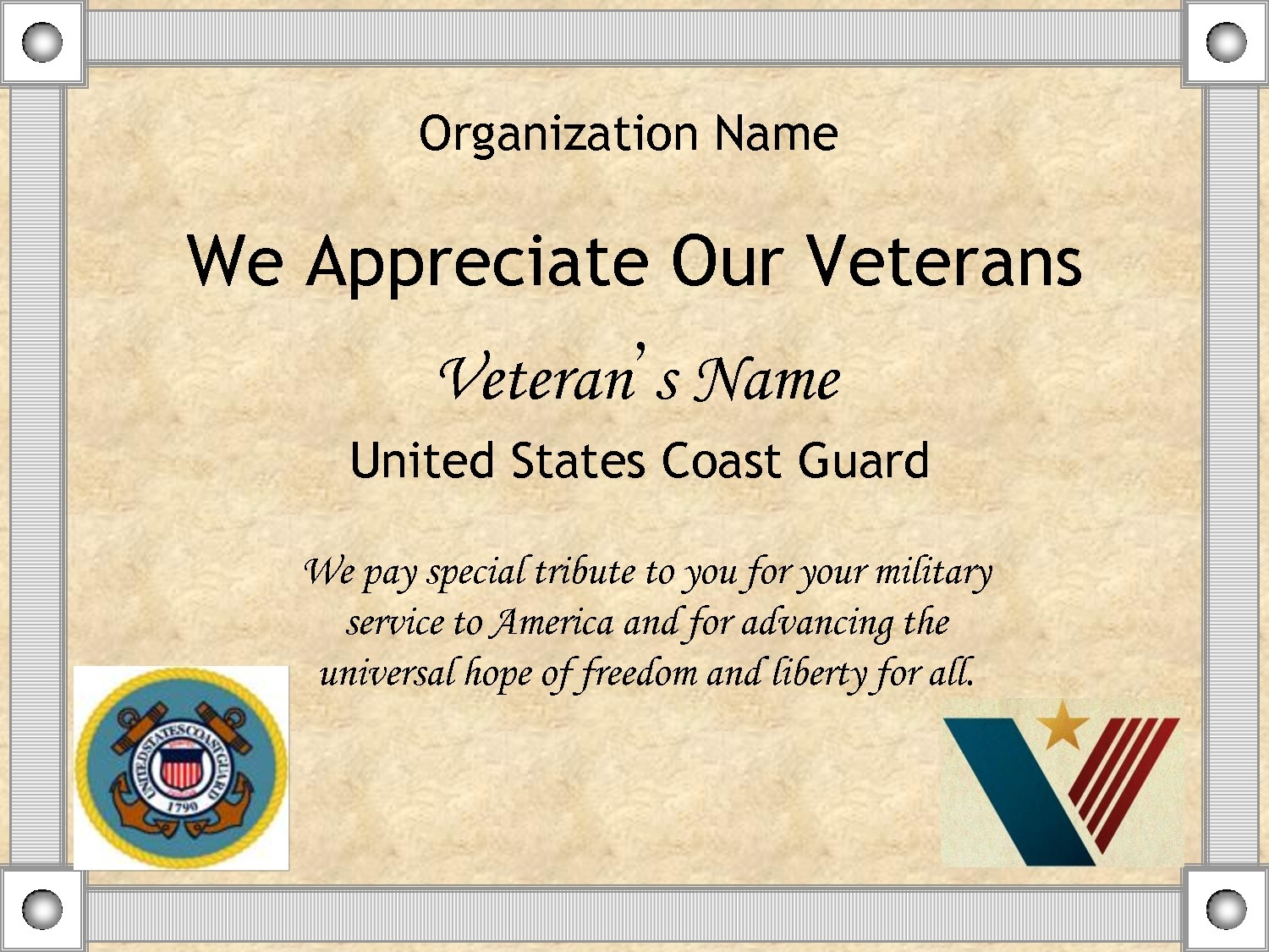 Best Of Air Force Certificate Appreciation Template Gallery