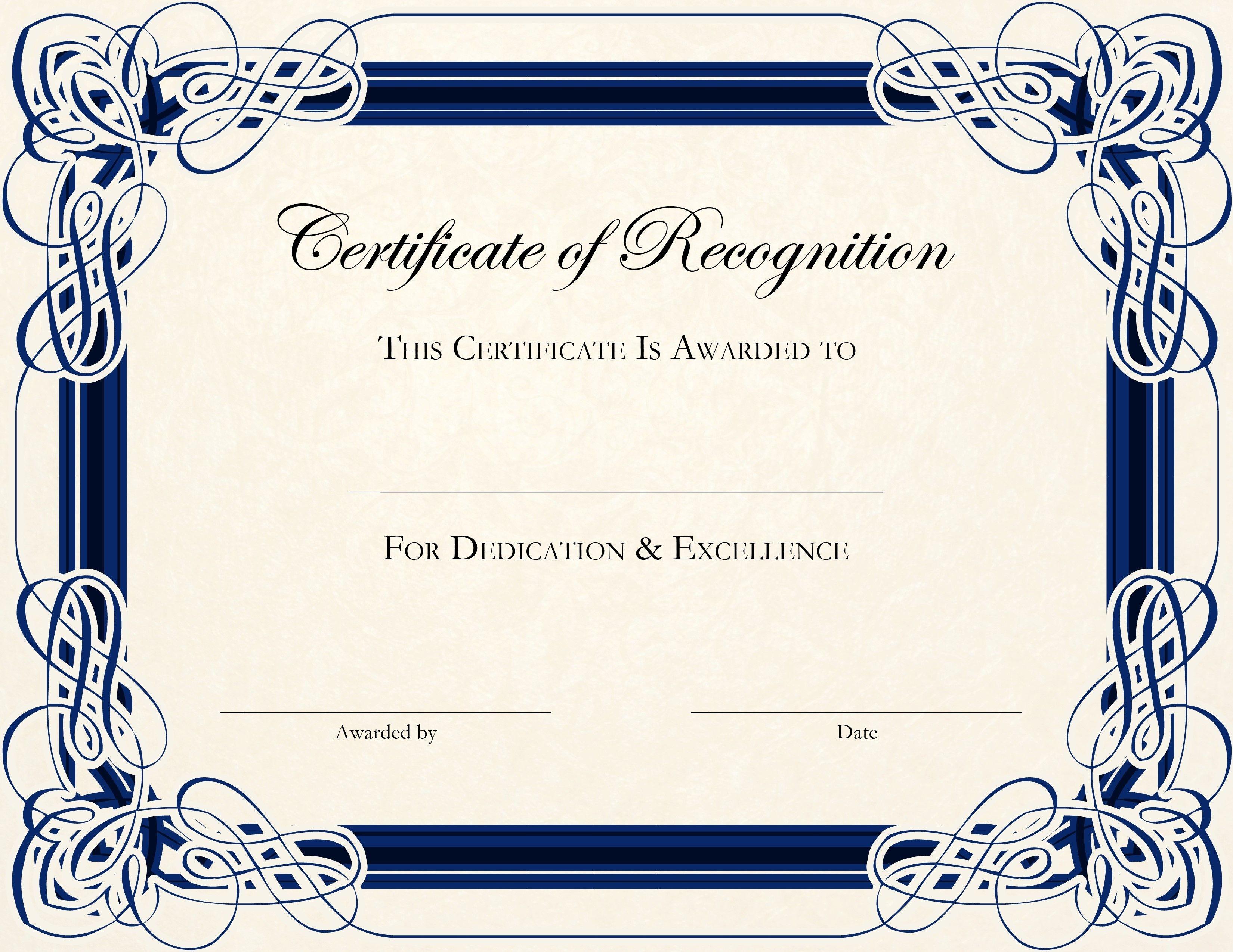Best Teacher Award Certificate Template