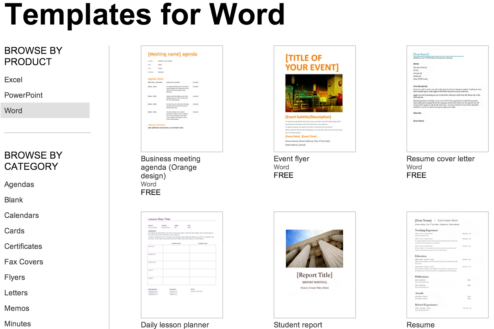Article Template Microsoft Word