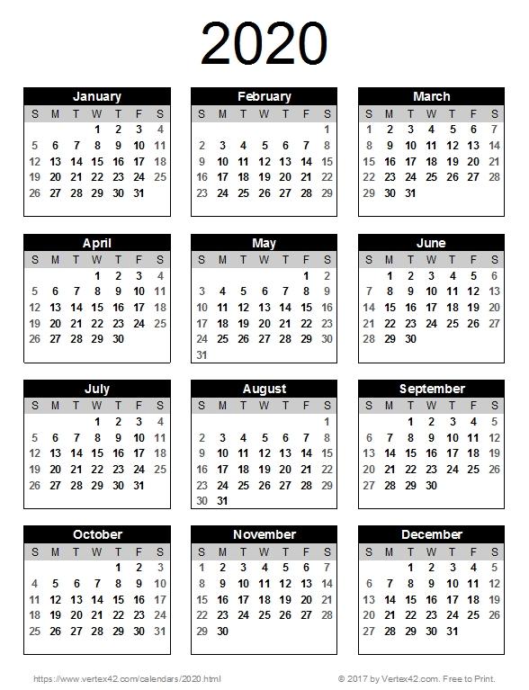 Moon Calendar June 2020