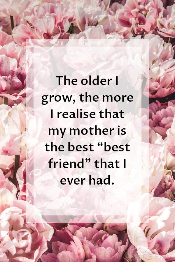80 Sweet Mothers Day Quotes For Your Mom On Mothers Day