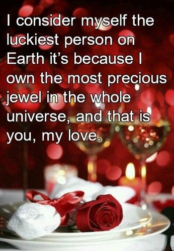 Romantic Valentine Day Quotes Husband Wife