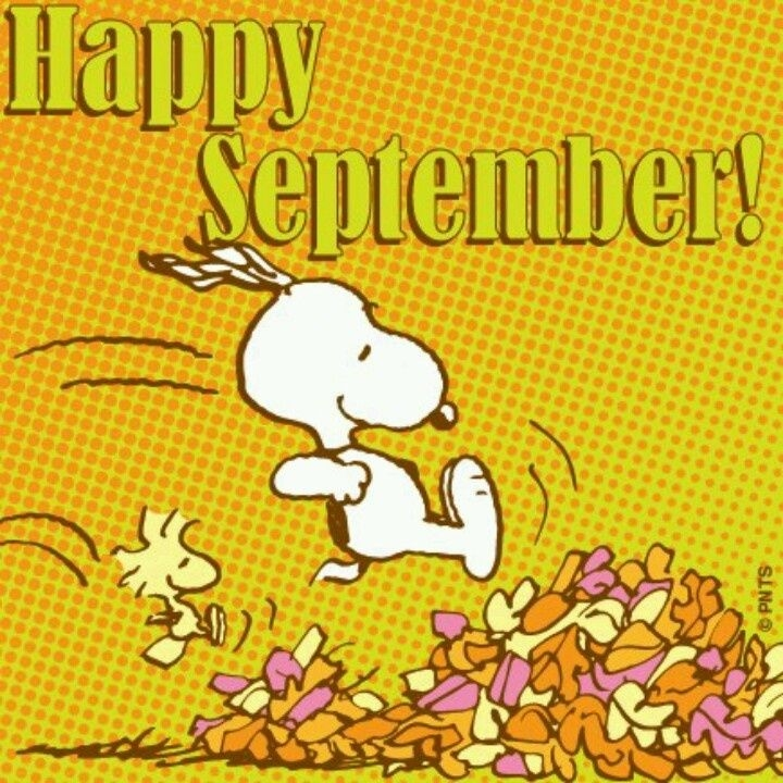 Happy September Pictures