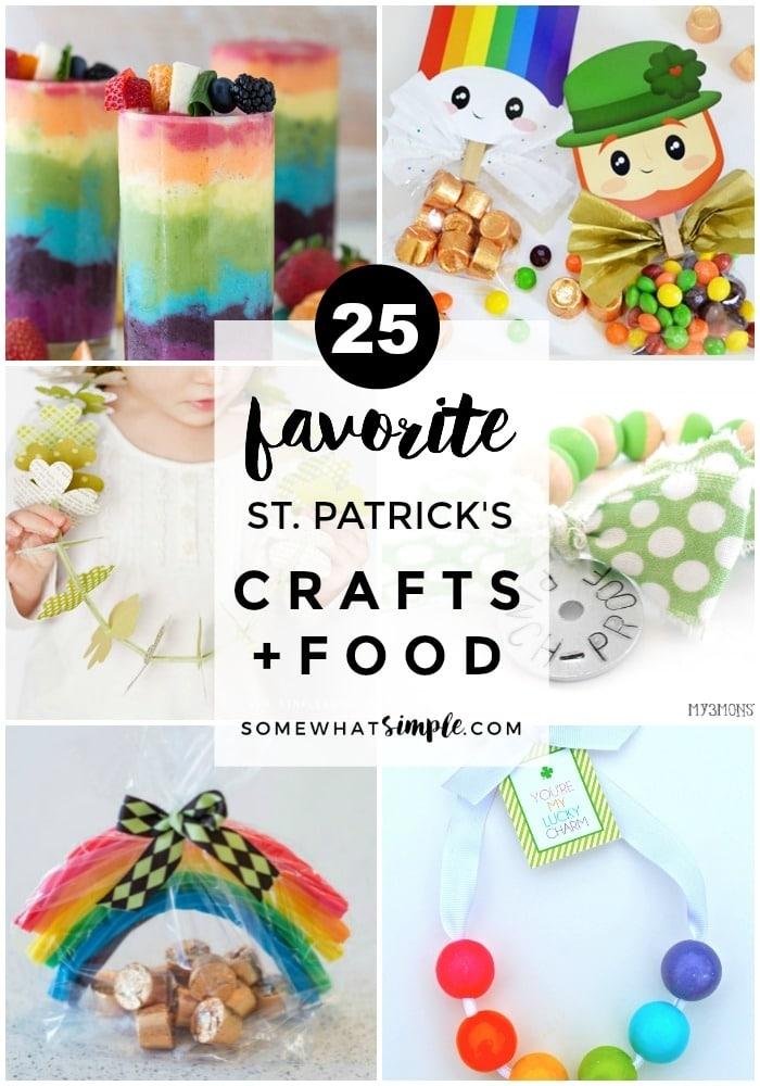 Happy St Patricks Day Crafts