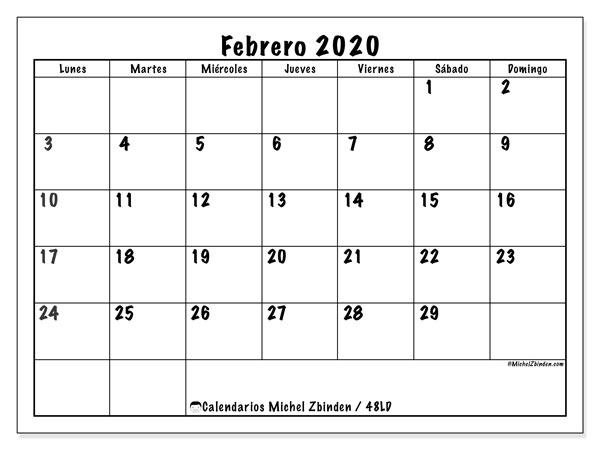 Calendario Diciembre 2020 Enero Febrero 2021