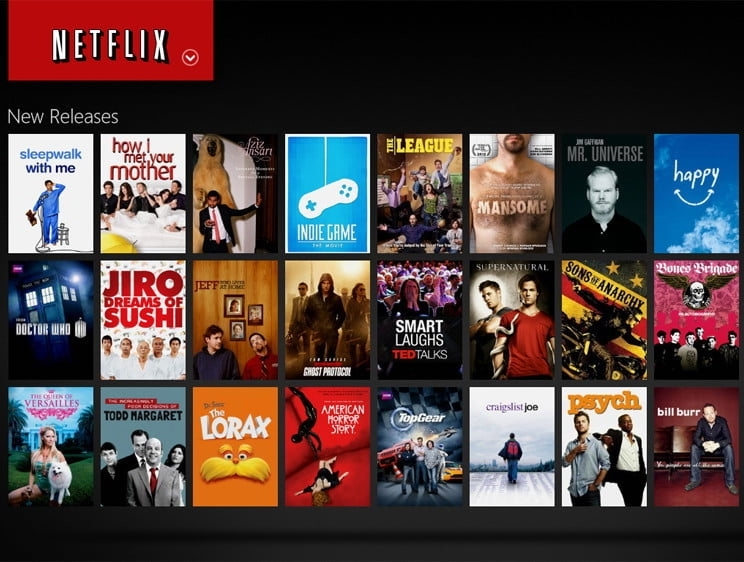New Movies On Netflix