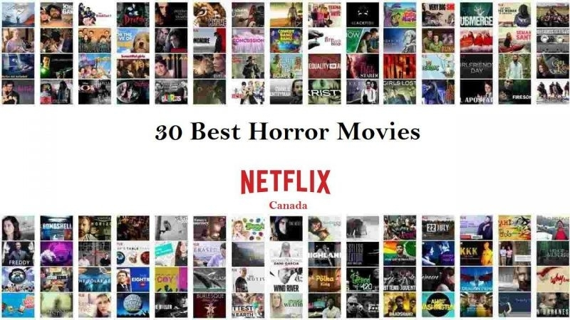 Best Scary Movies On Netflix Canada 2020
