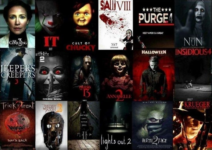 Netflix Top Scary Movies 2020