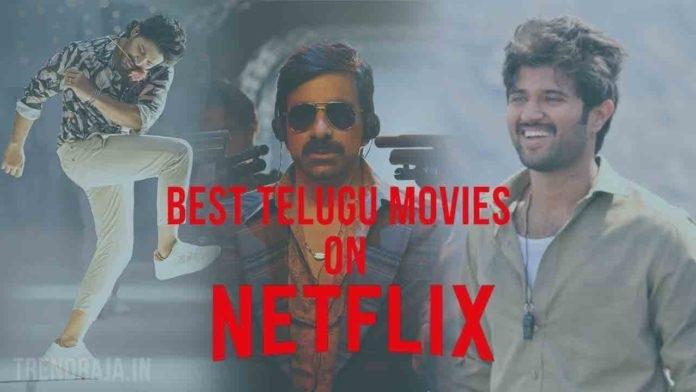 Netflix Telugu Movies List 2020