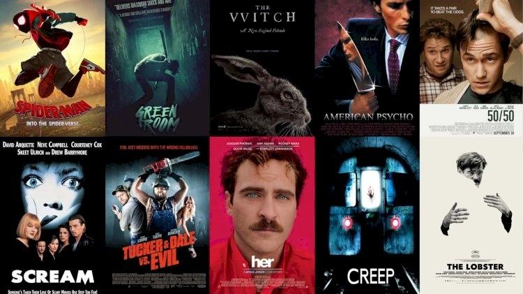 Top Netflix Movies In 2020