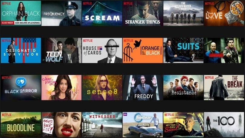 Te Verschijnen Series Op Netflix – Netflix Nederland – Films