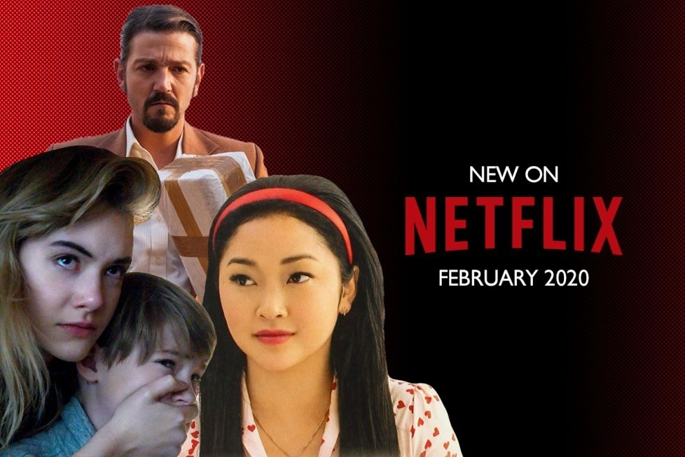 New Netflix Movies For February 2020