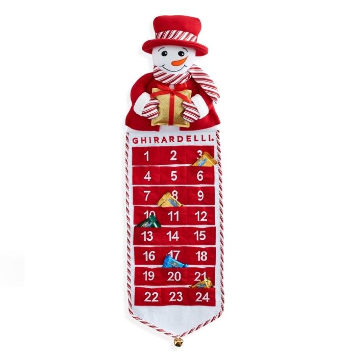 Ghirardelli Advent Calendar 2021