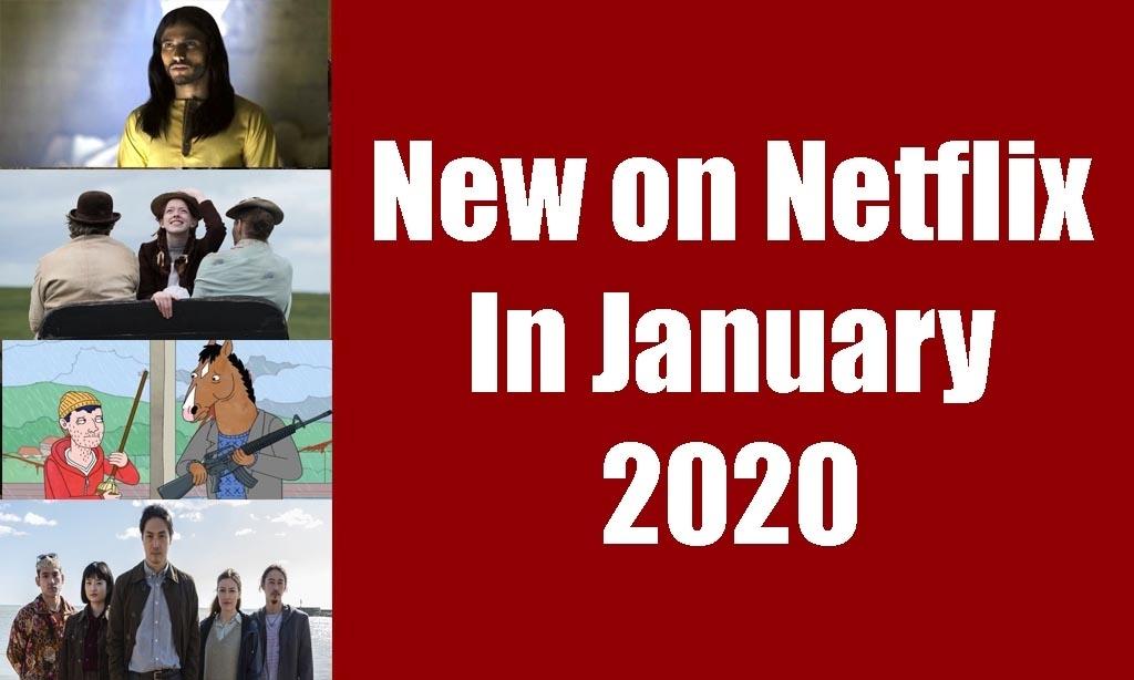 Good Netflix Movies Jan 2020