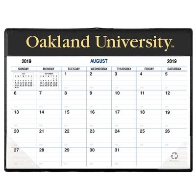 Oakland Academic Calendar