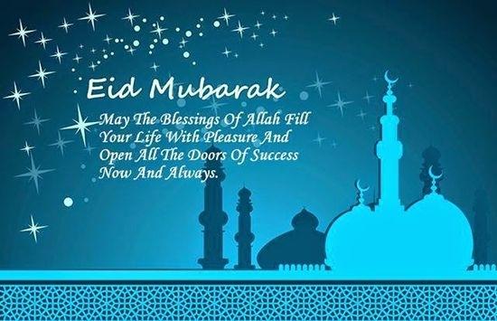 Eid Mubarak Best Quotes In English
