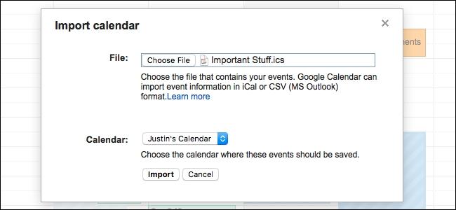 Google Calendar Add Webcal