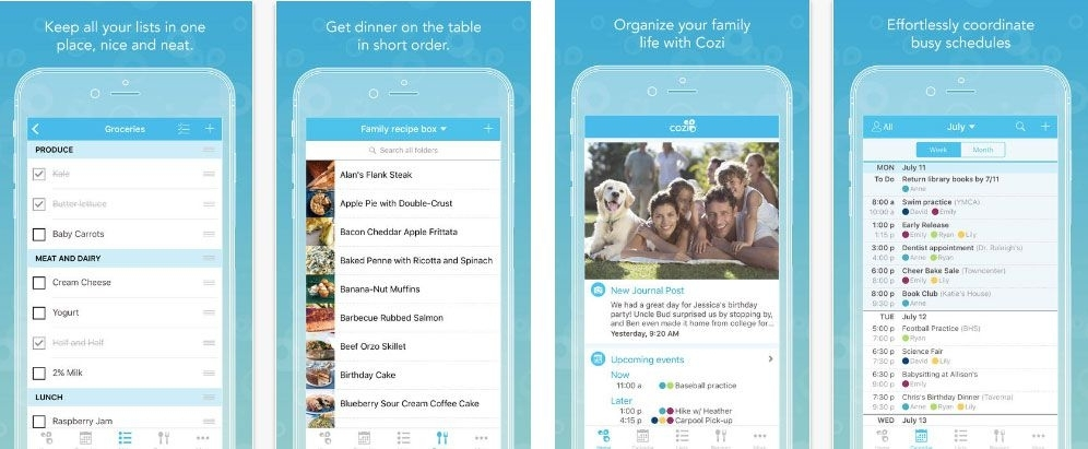 Shared Calendar App