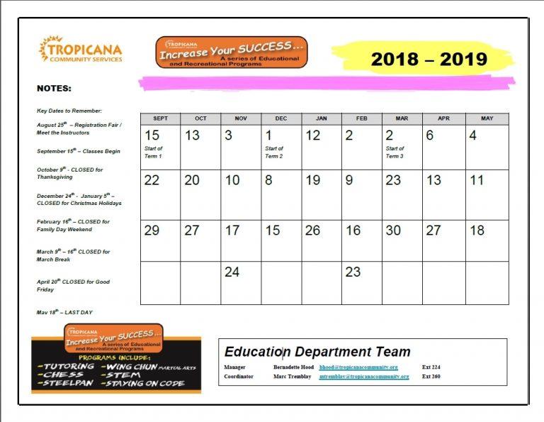 Tutoring Program | Tropicana Community Services
