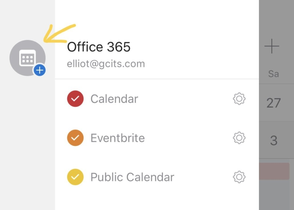 View Shared Outlook Calendar On Iphone
