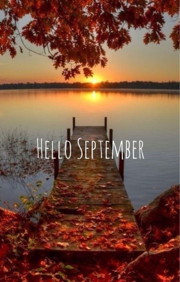 September Evening Quotes