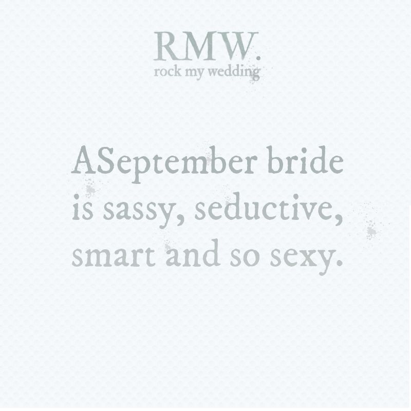September Wedding Quotes